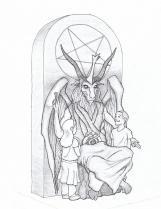 satanist-monument