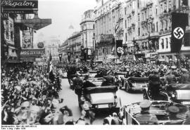 Anschluss Österreich, Wien