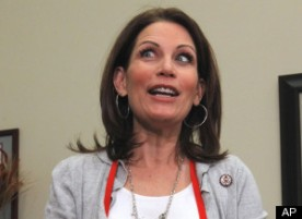 michele bachmann is an idiot