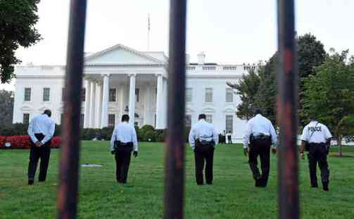 White House Intruder