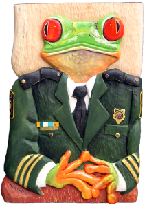 FrogCop
