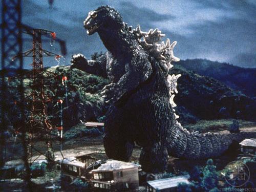 Godzilla 1962 Suit Enraged By Ferguson De...