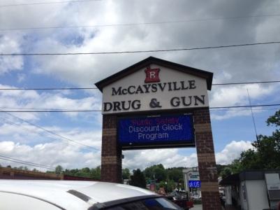 mcaysvilledrugand gun