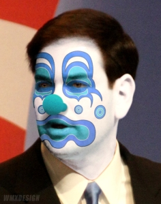 Marco Rubio (R-Buffoon):: Obstructionist Republican Clown