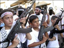palestinian_children_guns