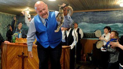 snakehandler