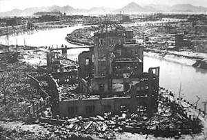 Photo 5 - Hiroshima atomic bomb domb
