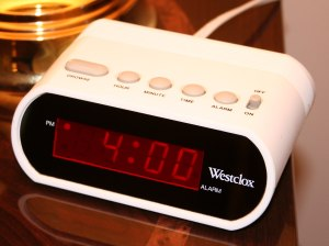 Digital-clock-alarm